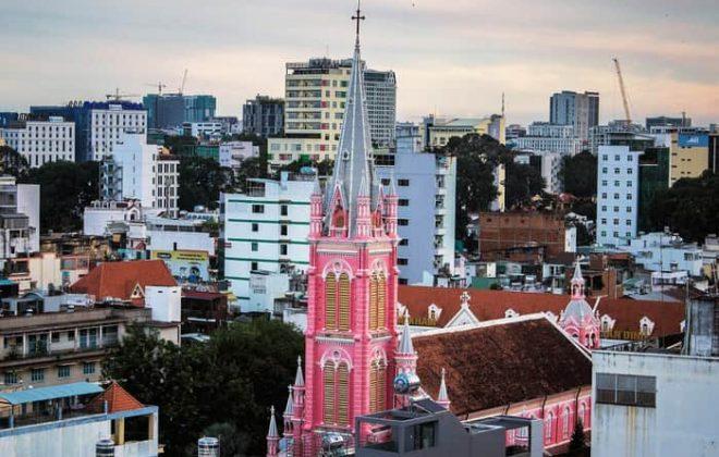 Thị Trường Bất Động Sản Quận 3 - Nhà thờ gần chợ Tân Định - Hoozing