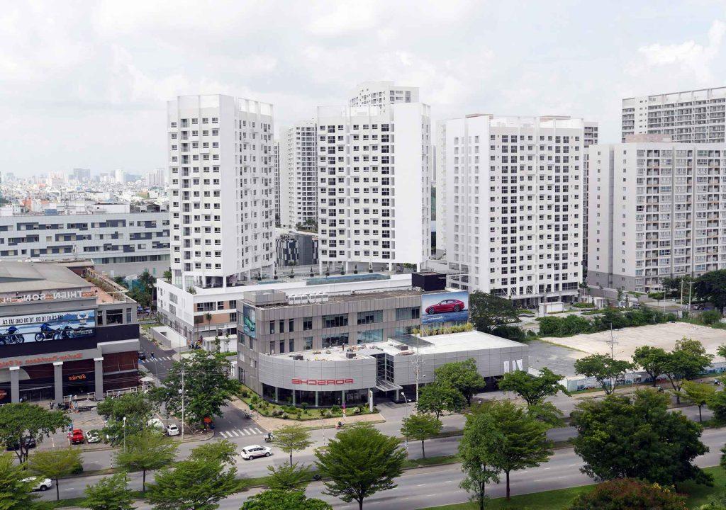 Danh Sách Dự Án Bất Động Sản Quận 7 - Hồ Chí Minh