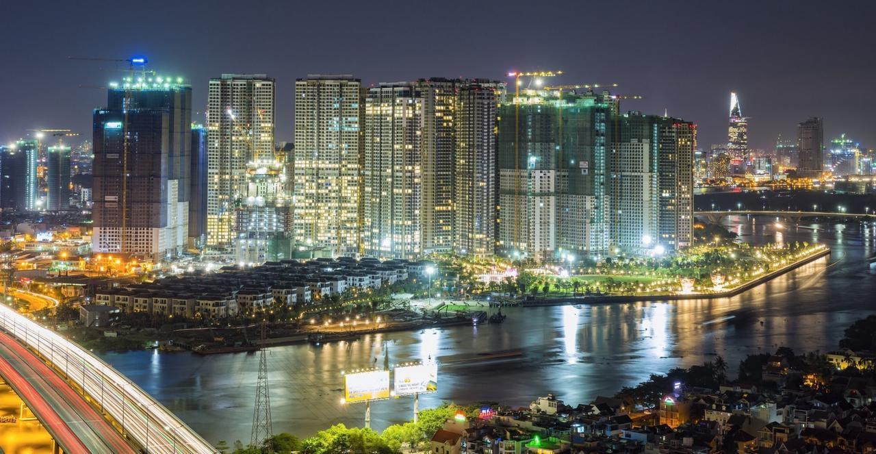 Dai Phuc River View Bình Thạnh – Bán đảo dân cư hiện đại với nhiều tiện ích hấp dẫn. 2