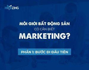 Marketing cho môi giới bất động sản
