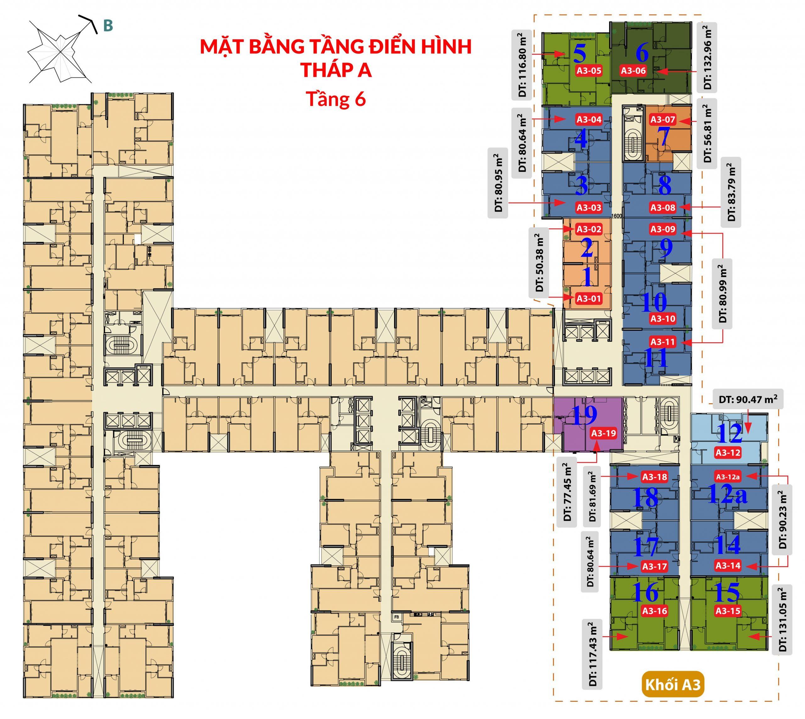 layout-mat-bang-tang-dien-hinh-tang-6-thap-A-the-gold-view