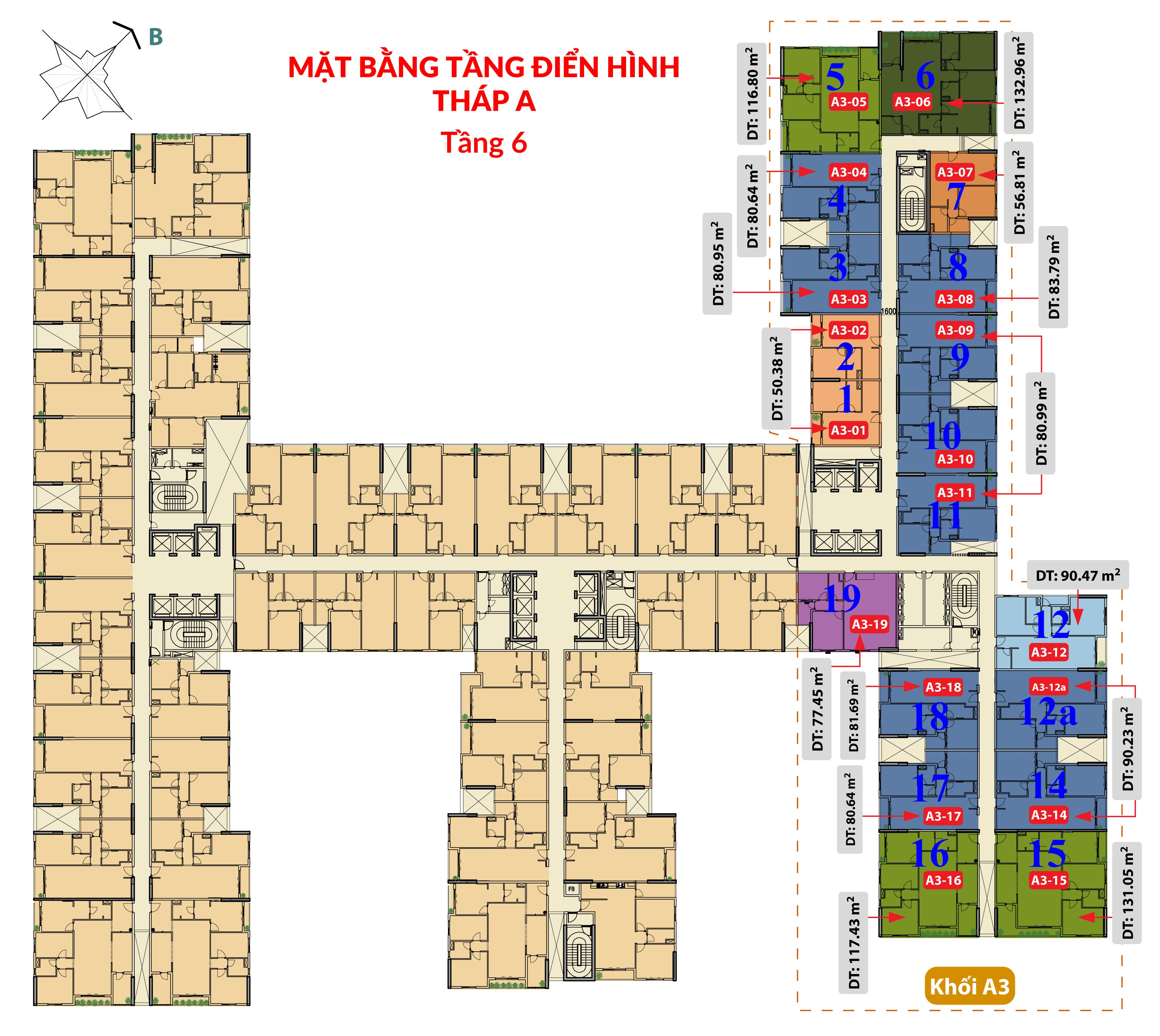 layout-mat-bang-tang-dien-hinh-tang-6-thap-A-the-gold-view
