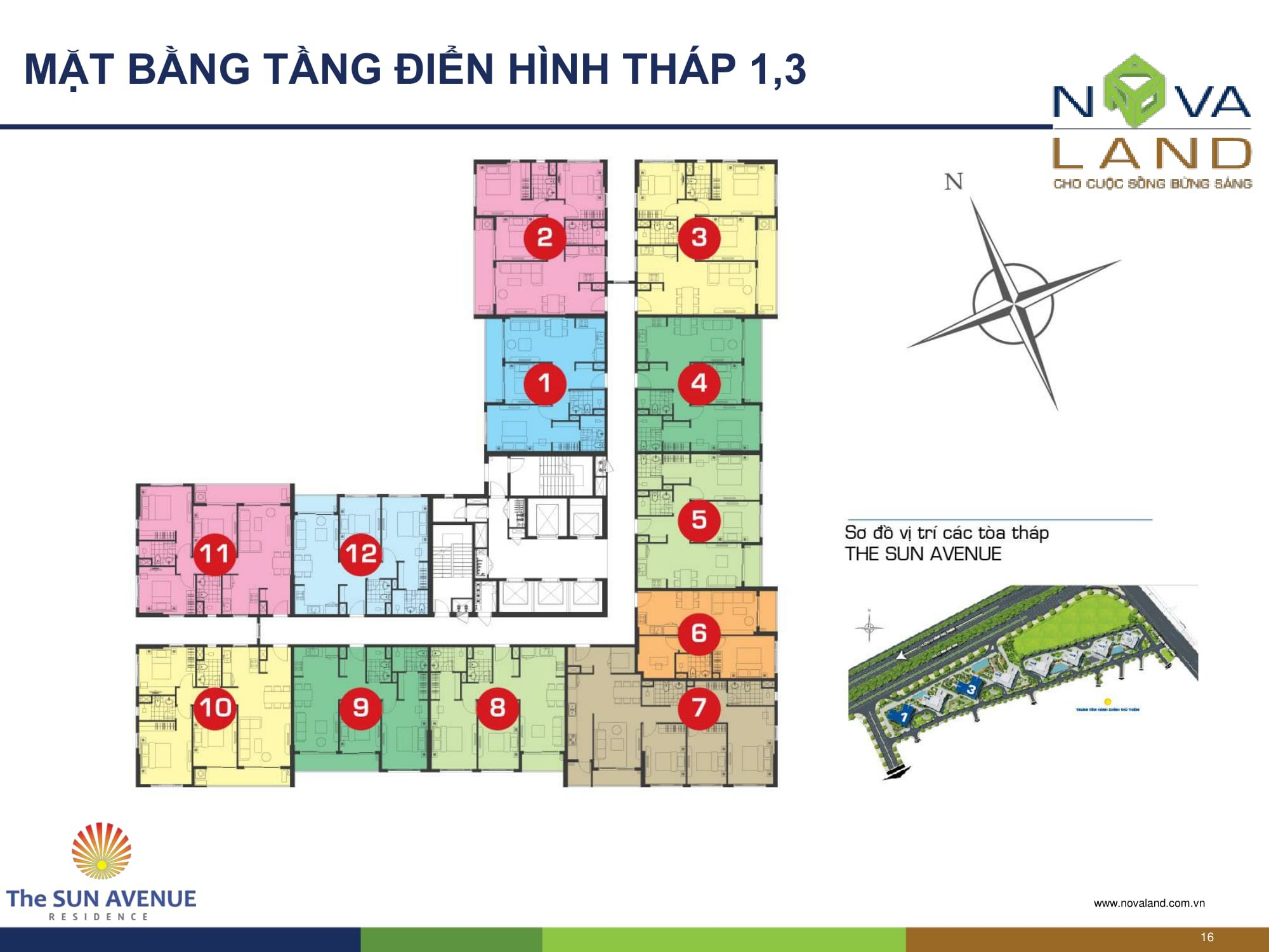 layout-mat-bang-tang-dien-hinh-thap-1-3-the-sun-avenue