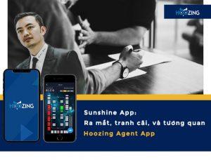 Sunshine-App-ra-mat-tranh-cai-va-tuong-quan-hoozing-agent-app