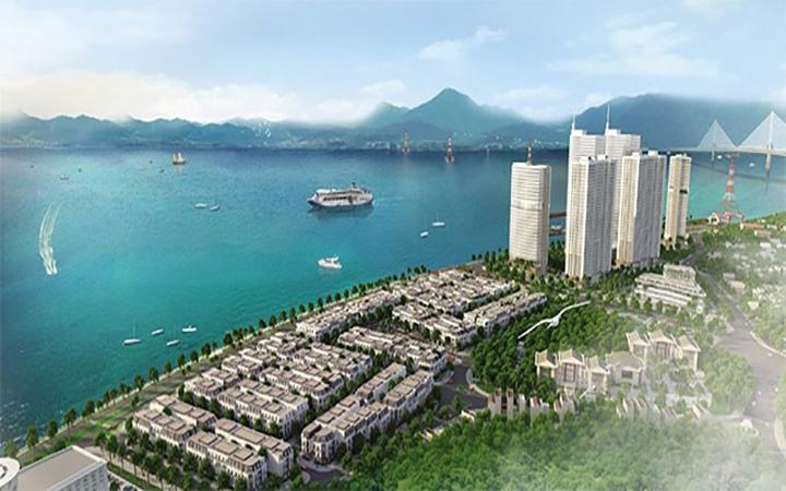 Siêu đô thị Hạ Long Xanh 10 tỷ USD