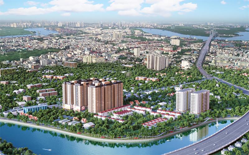 khu Nam Sài Gòn