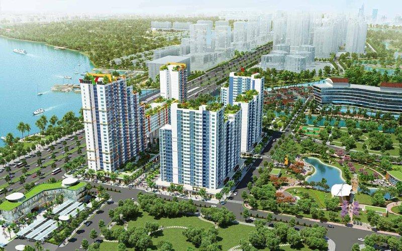 New City Thủ Thiêm kết nối trung tâm TPHCM
