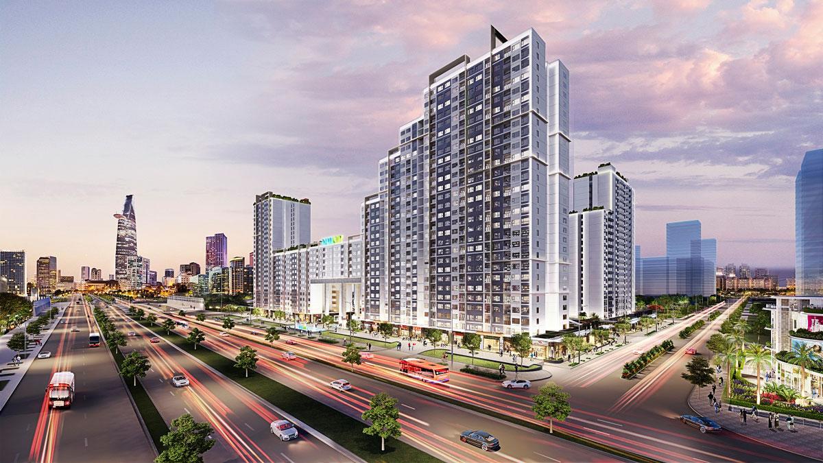 Có thể nói New City Thủ Thiêm và 2 gói thầu tại đô thị Thủ Thiêm dự án đánh dấu bước tiến lớn của Thuận Việt trong lĩnh vực đầu tư và tổng thầu tại khu đô thị mới Thủ Thiêm với tổng đầu tư lên đến 7.050 tỉ đồng.