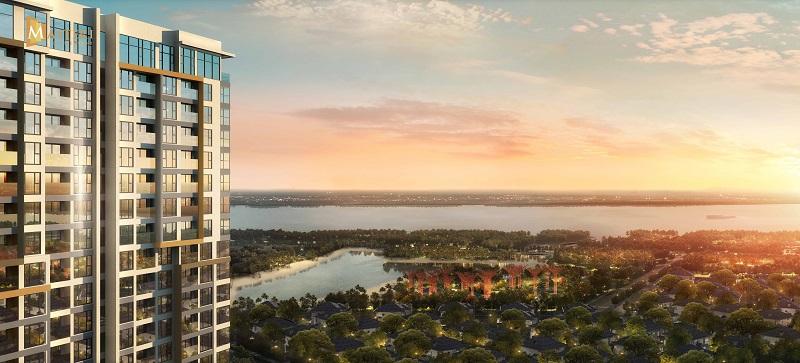 Cùng Masteri Centre Point đón trọn view sông nhân đôi và không khí trong lành